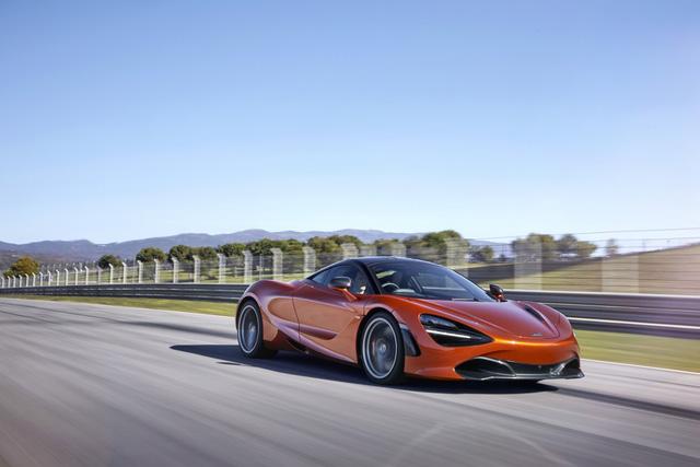 McLaren 720S, kỷ nguyên mới cho dòng Super Series đến từ Anh quốc - Ảnh 3.