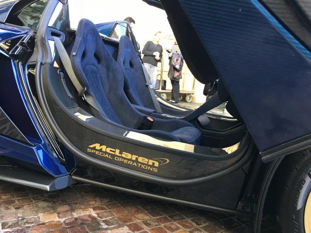 McLaren 675LT Spider Carbon Series mạ vàng có giá khóc thét 18,5 tỷ Đồng - Ảnh 9.