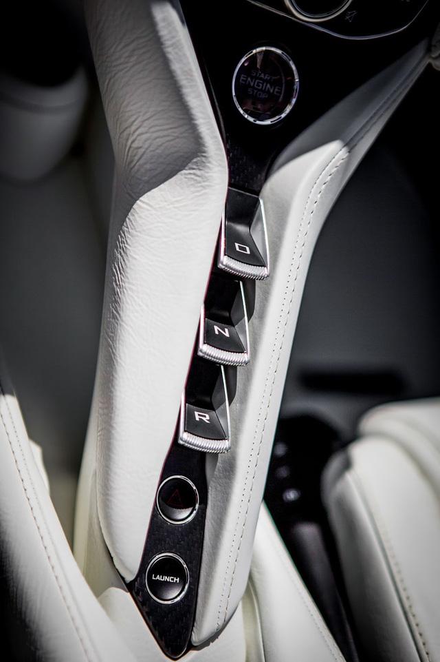 McLaren ra mắt chiếc 720S hàng thửa dành cho đại gia đam mê từ thiện - Ảnh 10.