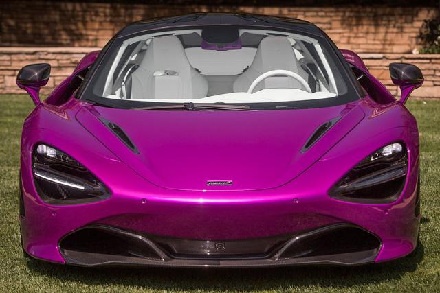McLaren ra mắt chiếc 720S hàng thửa dành cho đại gia đam mê từ thiện - Ảnh 2.