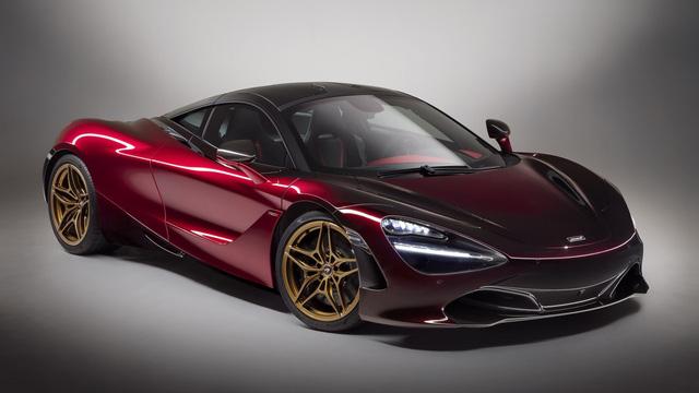 Vừa ra mắt, McLaren 720S đã có phiên bản đặc biệt hơn với giá 9,3 tỷ Đồng - Ảnh 10.