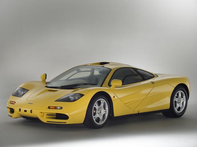 McLaren F1 siêu hiếm, khoang động cơ dát vàng đã tìm thấy chủ nhân, giá ước tính 454 tỷ Đồng - Ảnh 3.