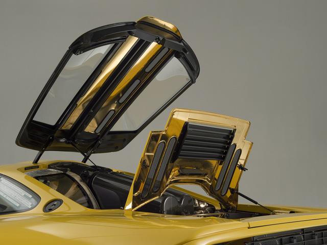 McLaren F1 siêu hiếm, khoang động cơ dát vàng đã tìm thấy chủ nhân, giá ước tính 454 tỷ Đồng - Ảnh 6.