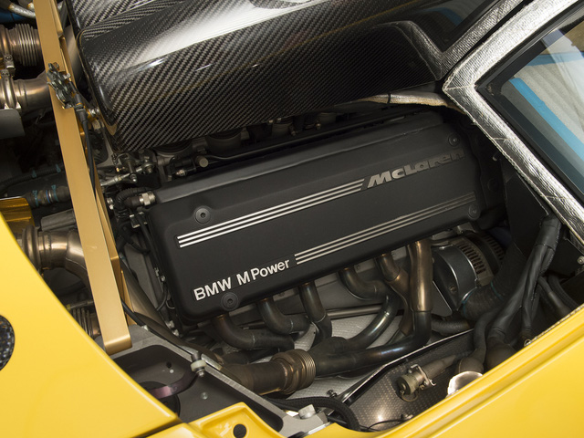 McLaren F1 siêu hiếm, khoang động cơ dát vàng đã tìm thấy chủ nhân, giá ước tính 454 tỷ Đồng - Ảnh 11.