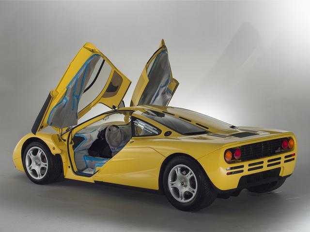 McLaren F1 siêu hiếm, khoang động cơ dát vàng đã tìm thấy chủ nhân, giá ước tính 454 tỷ Đồng - Ảnh 10.