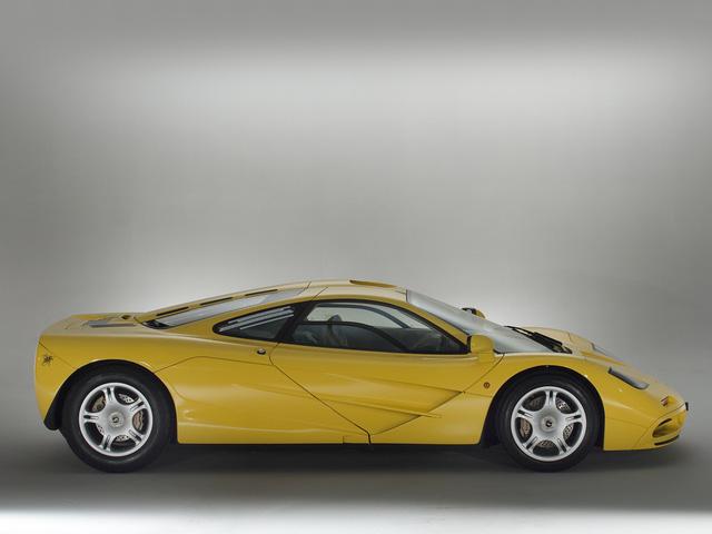 McLaren F1 siêu hiếm, khoang động cơ dát vàng đang được rao bán - Ảnh 15.