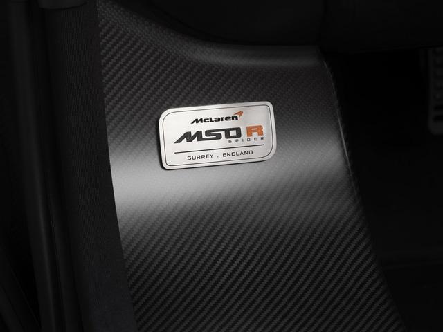 Vén màn cặp đôi siêu xe McLaren MSO R Coupe và Spider thửa riêng cho một đại gia - Ảnh 2.