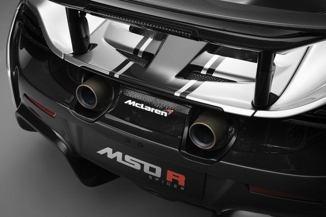 Vén màn cặp đôi siêu xe McLaren MSO R Coupe và Spider thửa riêng cho một đại gia - Ảnh 6.
