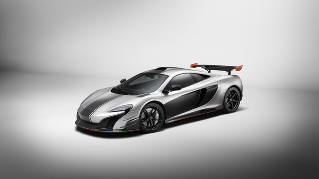 Vén màn cặp đôi siêu xe McLaren MSO R Coupe và Spider thửa riêng cho một đại gia - Ảnh 1.