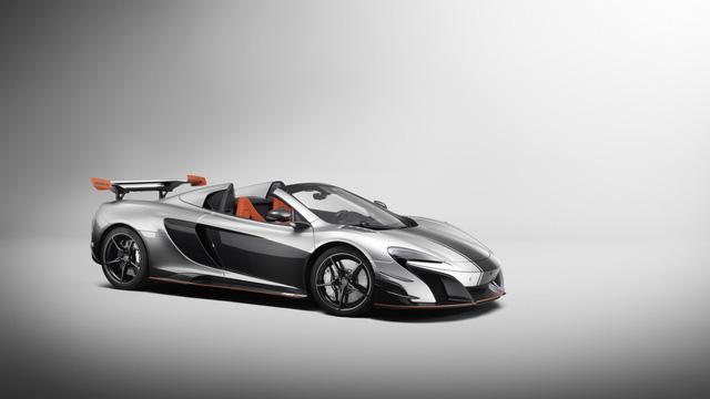 Vén màn cặp đôi siêu xe McLaren MSO R Coupe và Spider thửa riêng cho một đại gia - Ảnh 3.