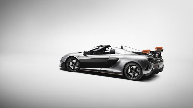 Vén màn cặp đôi siêu xe McLaren MSO R Coupe và Spider thửa riêng cho một đại gia - Ảnh 4.
