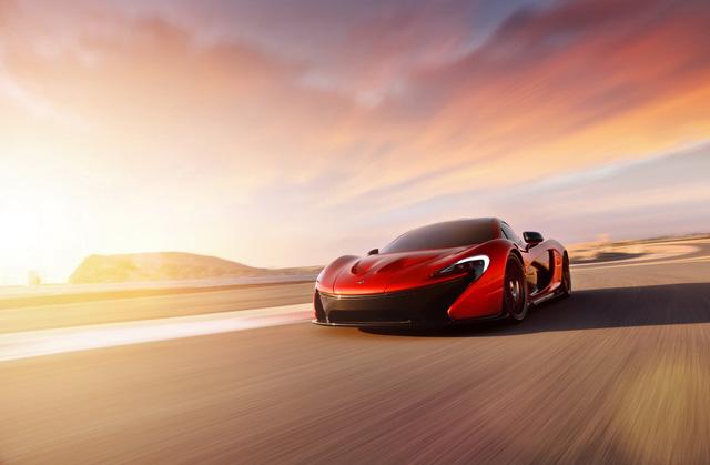 McLaren xác nhận đang thử nghiệm siêu xe chạy điện - Ảnh 1.