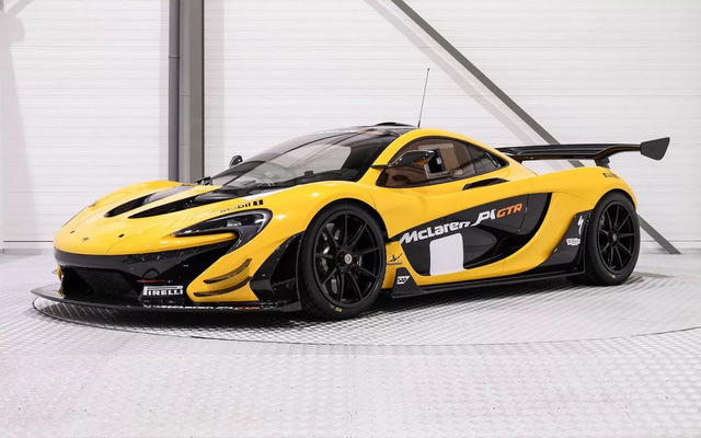 Mẫu xe dành nhiều thời gian để ngắm McLaren P1 GTR có giá rao bán 75 tỷ Đồng - Ảnh 6.