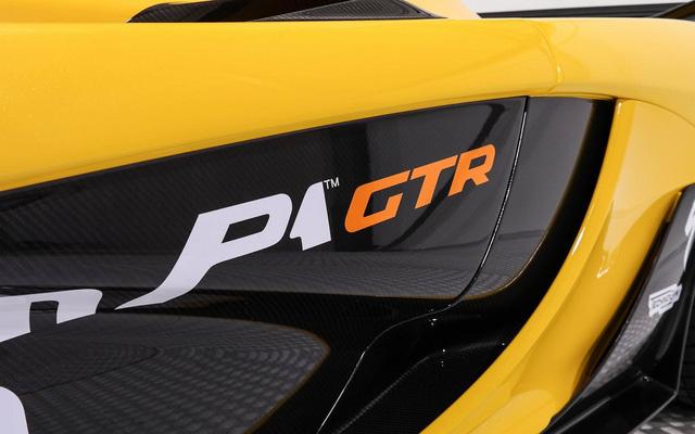 Mẫu xe dành nhiều thời gian để ngắm McLaren P1 GTR có giá rao bán 75 tỷ Đồng - Ảnh 8.