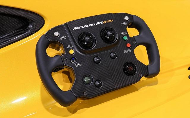 Mẫu xe dành nhiều thời gian để ngắm McLaren P1 GTR có giá rao bán 75 tỷ Đồng - Ảnh 10.
