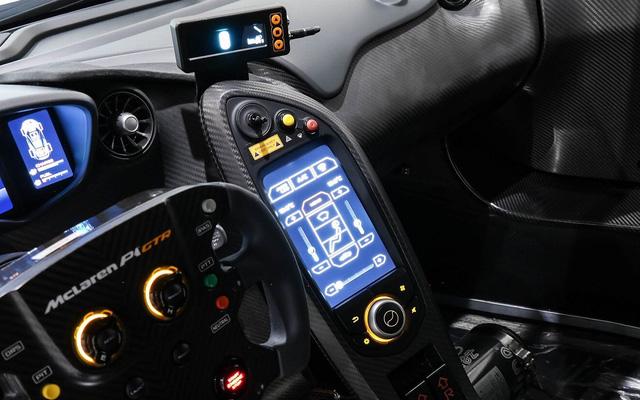 Mẫu xe dành nhiều thời gian để ngắm McLaren P1 GTR có giá rao bán 75 tỷ Đồng - Ảnh 13.