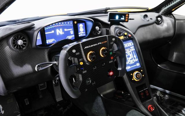 Mẫu xe dành nhiều thời gian để ngắm McLaren P1 GTR có giá rao bán 75 tỷ Đồng - Ảnh 11.