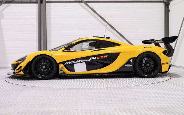 Mẫu xe dành nhiều thời gian để ngắm McLaren P1 GTR có giá rao bán 75 tỷ Đồng - Ảnh 3.