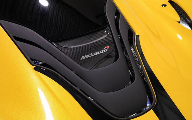 Mẫu xe dành nhiều thời gian để ngắm McLaren P1 GTR có giá rao bán 75 tỷ Đồng - Ảnh 12.