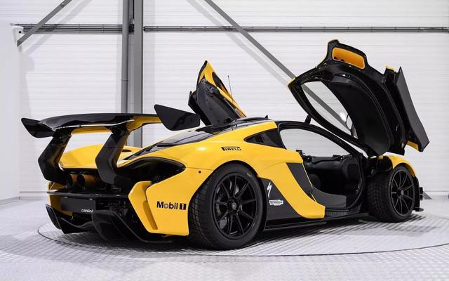 Mẫu xe dành nhiều thời gian để ngắm McLaren P1 GTR có giá rao bán 75 tỷ Đồng - Ảnh 4.
