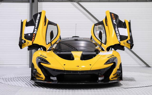 Mẫu xe dành nhiều thời gian để ngắm McLaren P1 GTR có giá rao bán 75 tỷ Đồng - Ảnh 1.