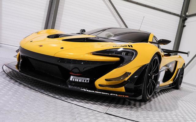 Mẫu xe dành nhiều thời gian để ngắm McLaren P1 GTR có giá rao bán 75 tỷ Đồng - Ảnh 2.