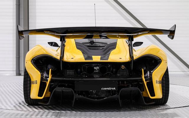 Mẫu xe dành nhiều thời gian để ngắm McLaren P1 GTR có giá rao bán 75 tỷ Đồng - Ảnh 5.