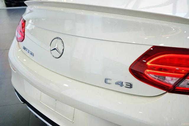 Mercedes-AMG C43 4Matic Coupe đầu tiên về Việt Nam, giá từ 4,2 tỷ Đồng - Ảnh 5.
