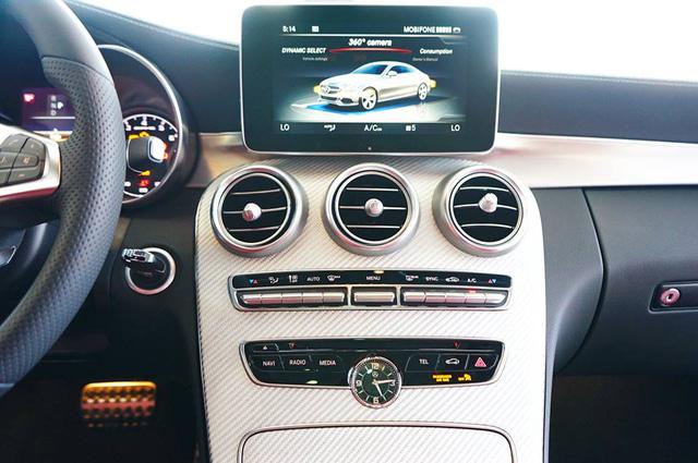 Mercedes-AMG C43 4Matic Coupe đầu tiên về Việt Nam, giá từ 4,2 tỷ Đồng - Ảnh 14.