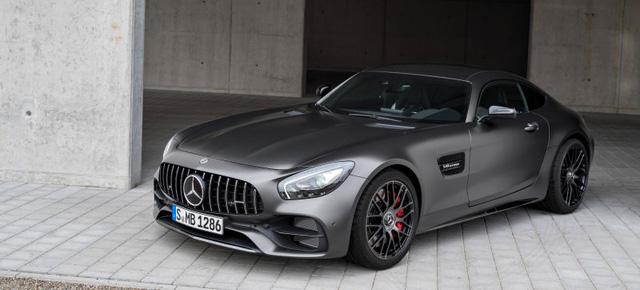 Xe thể thao hạng sang Mercedes-AMG GT C Coupe 2018 chính thức ra mắt - Ảnh 4.