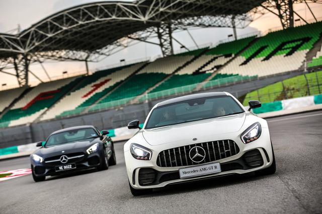 Mercedes-AMG GT R 2017 chốt giá hơn 400.000 USD tại Đông Nam Á - Ảnh 1.