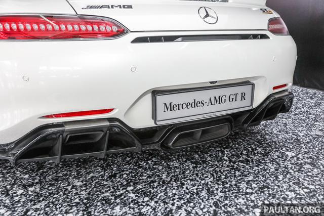Mercedes-AMG GT R 2017 chốt giá hơn 400.000 USD tại Đông Nam Á - Ảnh 6.