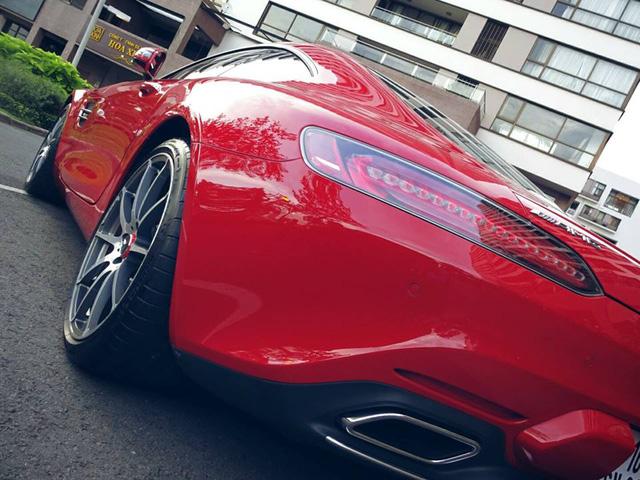 Cường Đô-la tậu thêm siêu xe Mercedes-AMG GT S - Ảnh 9.