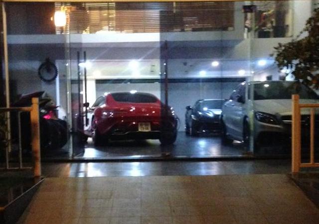 Cường Đô-la tậu thêm siêu xe Mercedes-AMG GT S - Ảnh 5.