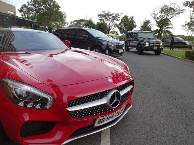 Cường Đô-la tậu thêm siêu xe Mercedes-AMG GT S - Ảnh 7.