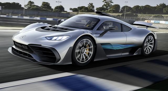 Mercedes-AMG Project One có thể cho Bugatti Chiron ngửi khói - Ảnh 2.