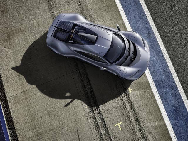 Mercedes-AMG Project One có thể cho Bugatti Chiron ngửi khói - Ảnh 5.