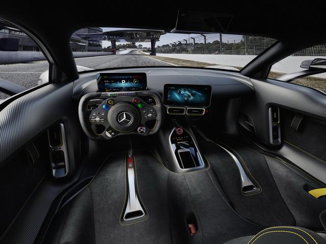 Mercedes-AMG Project One có thể cho Bugatti Chiron ngửi khói - Ảnh 10.