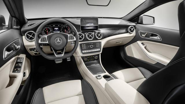 Crossover hạng sang Mercedes-Benz GLA 2018 trình làng - Ảnh 8.