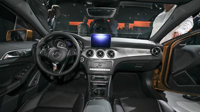 Crossover hạng sang Mercedes-Benz GLA 2018 trình làng - Ảnh 6.