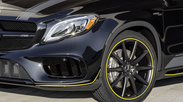 Crossover hạng sang Mercedes-Benz GLA 2018 trình làng - Ảnh 4.