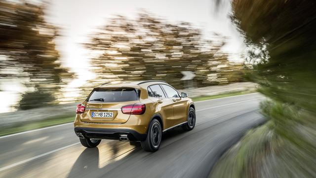 Crossover hạng sang Mercedes-Benz GLA 2018 trình làng - Ảnh 11.