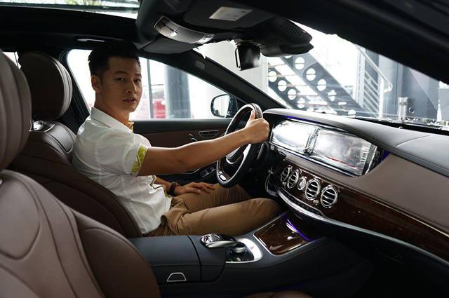 Ca sĩ Đức Tuấn tậu Mercedes-Benz S400L đời mới trị giá 4 tỷ Đồng - Ảnh 4.