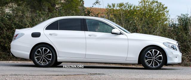 Mercedes-Benz C-Class bản nâng cấp mới lộ diện - Ảnh 5.
