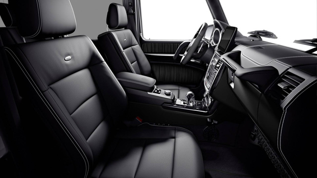 """""""Ông vua địa hình"""" Mercedes-Benz G-Class nói lời tạm biệt bằng phiên bản giới hạn - Ảnh 3."""