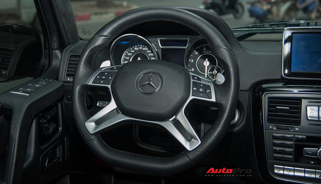 Mercedes-Benz G63 AMG cũ rao bán hơn 7 tỷ đồng tại Hà Nội - Ảnh 8.