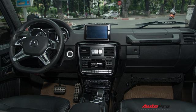 Mercedes-Benz G63 AMG cũ rao bán hơn 7 tỷ đồng tại Hà Nội - Ảnh 7.
