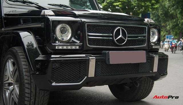 Mercedes-Benz G63 AMG cũ rao bán hơn 7 tỷ đồng tại Hà Nội - Ảnh 2.