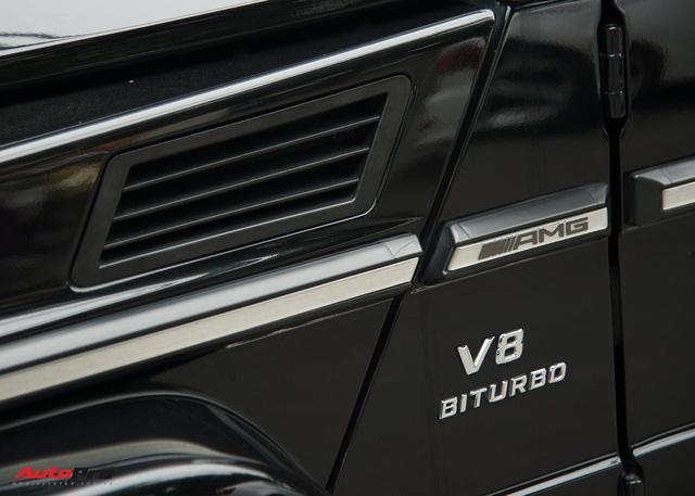 Mercedes-Benz G63 AMG cũ rao bán hơn 7 tỷ đồng tại Hà Nội - Ảnh 5.