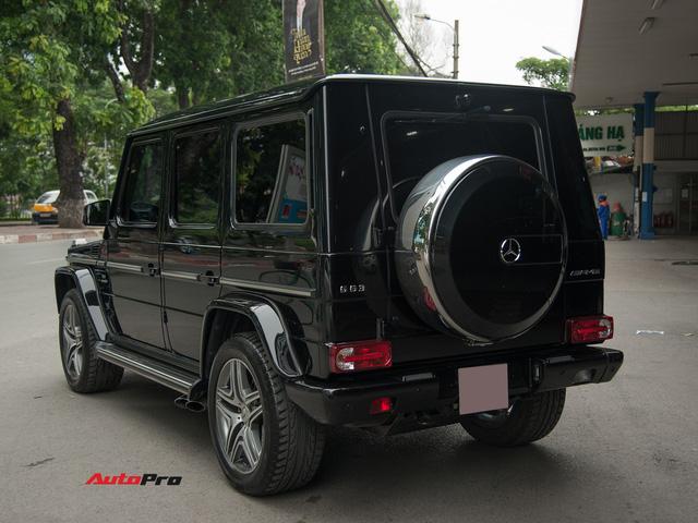 Mercedes-Benz G63 AMG cũ rao bán hơn 7 tỷ đồng tại Hà Nội - Ảnh 6.